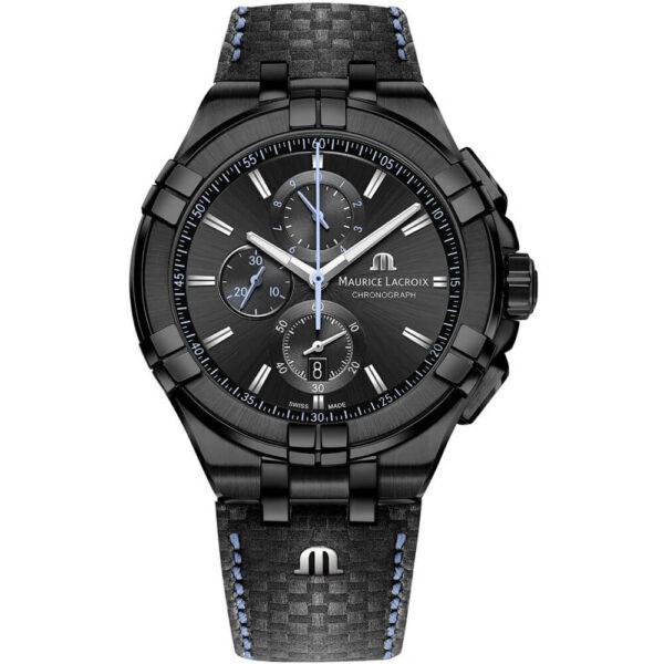 Мужские наручные часы MAURICE LACROIX Aikon Chronograph AI1018-PVB01-337-1