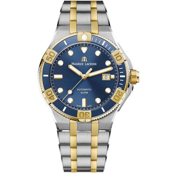 Мужские наручные часы MAURICE LACROIX Aikon Venturer AI6058-SY013-430-1 - Фото № 4