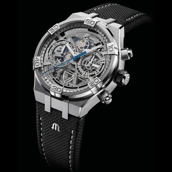 Мужские наручные часы MAURICE LACROIX Aikon AI6098-SS001-090-1 - Фото № 6