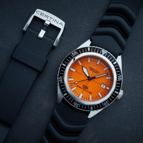Мужские наручные часы CERTINA Heritage DS Super PH500M C037.407.17.280.10 - Фото № 10