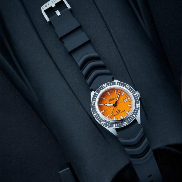 Мужские наручные часы CERTINA Heritage DS Super PH500M C037.407.17.280.10 - Фото № 12