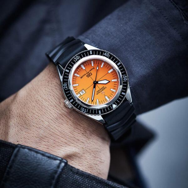 Мужские наручные часы CERTINA Heritage DS Super PH500M C037.407.17.280.10 - Фото № 14