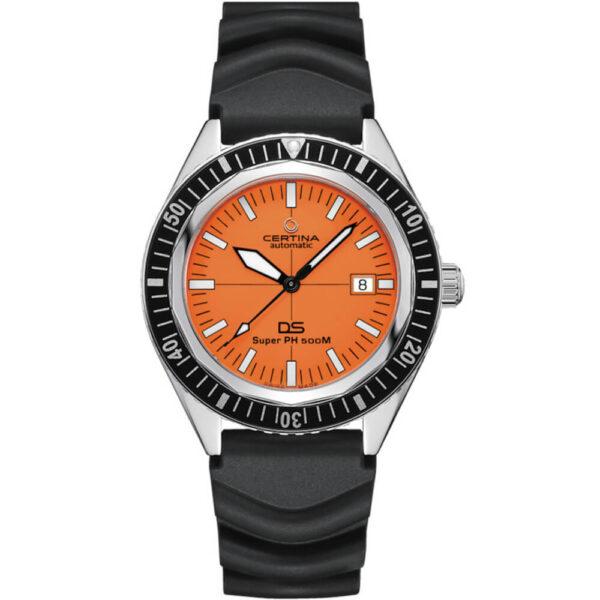 Мужские наручные часы CERTINA Heritage DS Super PH500M C037.407.17.280.10 - Фото № 8