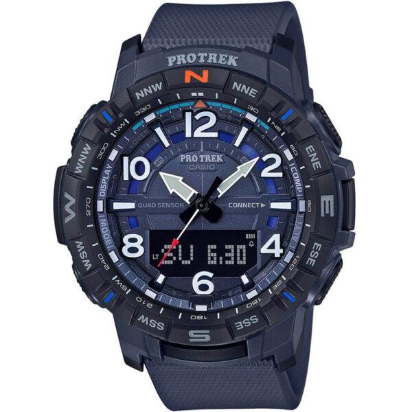 Мужские наручные часы CASIO Pro Trek PRT-B50-2ER