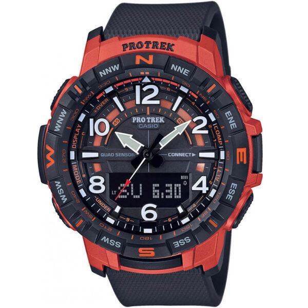 Мужские наручные часы CASIO Pro Trek PRT-B50-4ER