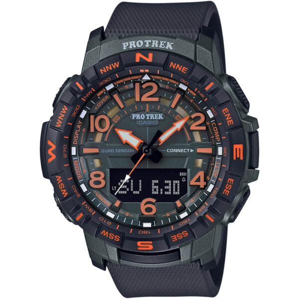 Мужские наручные часы CASIO Pro Trek PRT-B50FE-3ER