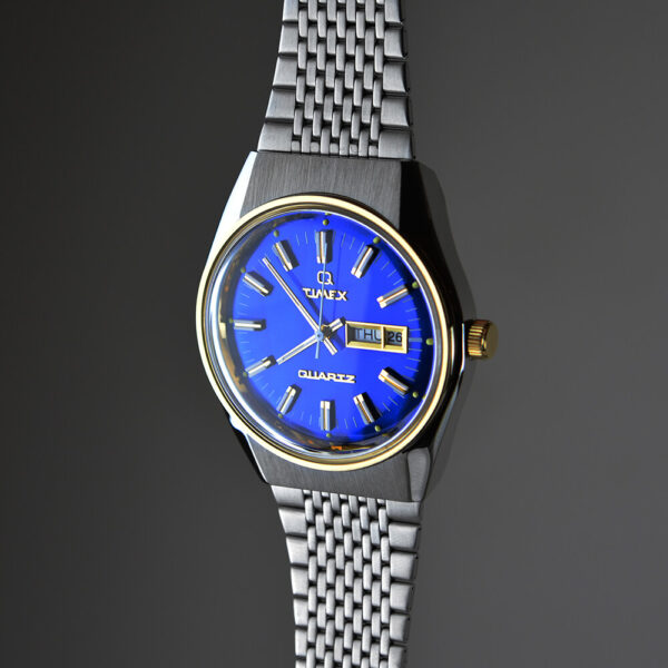 Мужские наручные часы Timex Q Falcon Eye Tx2t80800 - Фото № 12