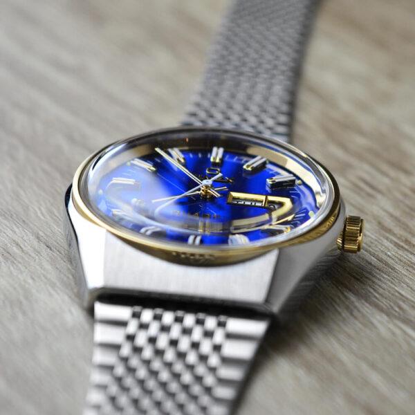 Мужские наручные часы Timex Q Falcon Eye Tx2t80800 - Фото № 13