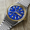 Мужские наручные часы Timex Q Falcon Eye Tx2t80800 - Фото № 3
