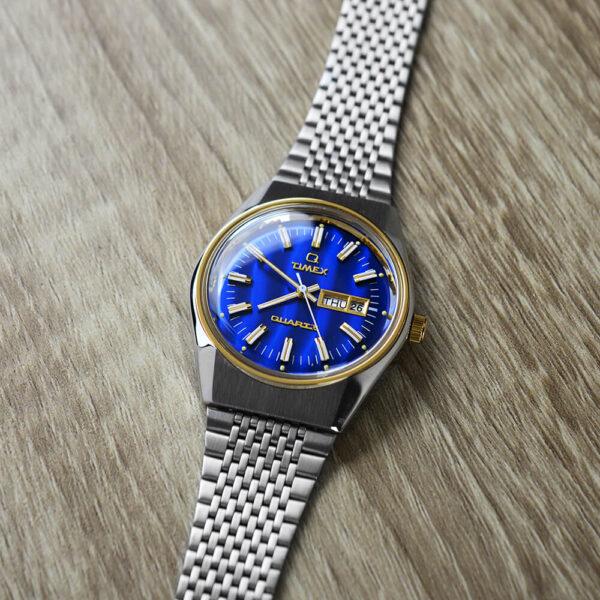 Мужские наручные часы Timex Q Falcon Eye Tx2t80800 - Фото № 10