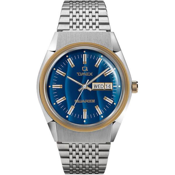 Мужские наручные часы Timex Q Falcon Eye Tx2t80800 - Фото № 8