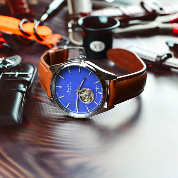 Мужские наручные часы Timex WATERBURY Tx2u37700 - Фото № 11