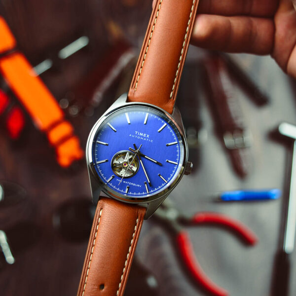 Мужские наручные часы Timex WATERBURY Tx2u37700 - Фото № 9