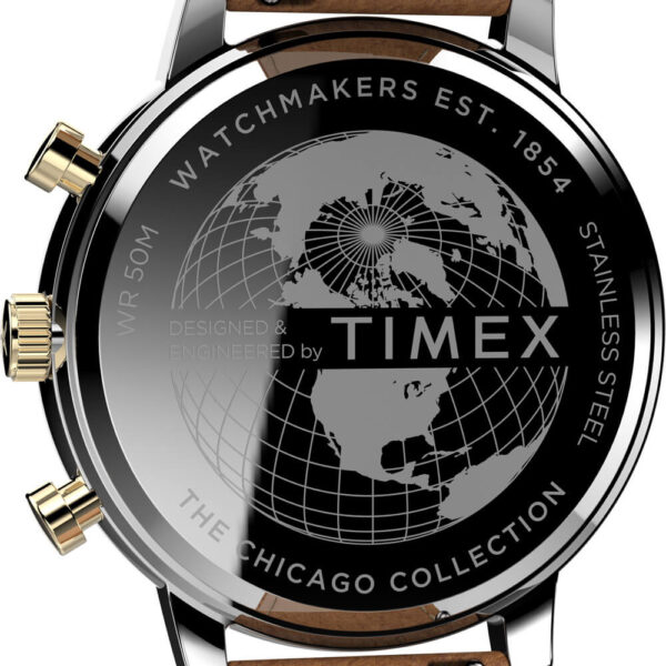 Мужские наручные часы Timex CHICAGO Tx2u39000 - Фото № 8
