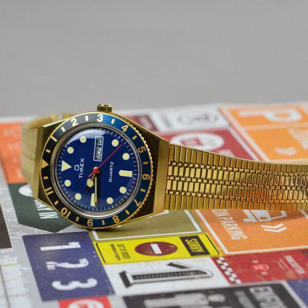 Мужские наручные часы Timex Q Tx2u61400 - Фото № 12