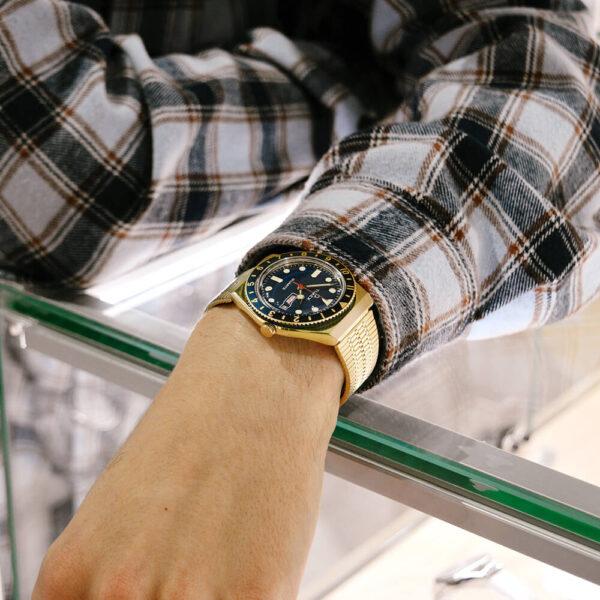 Мужские наручные часы Timex Q Tx2u61400 - Фото № 11