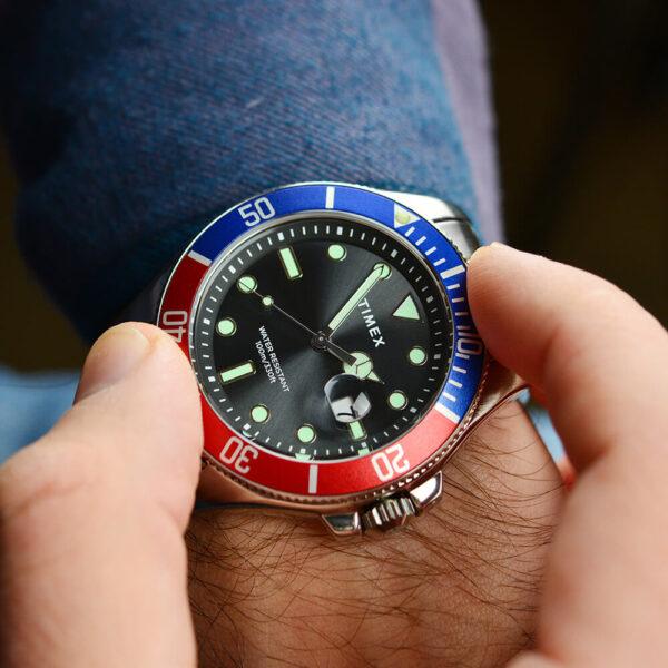 Мужские наручные часы Timex HARBORSIDE Tx2u71900 - Фото № 10