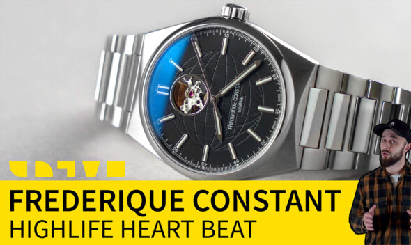 frederique constant highlife heart beat FC-310B4NH6B
