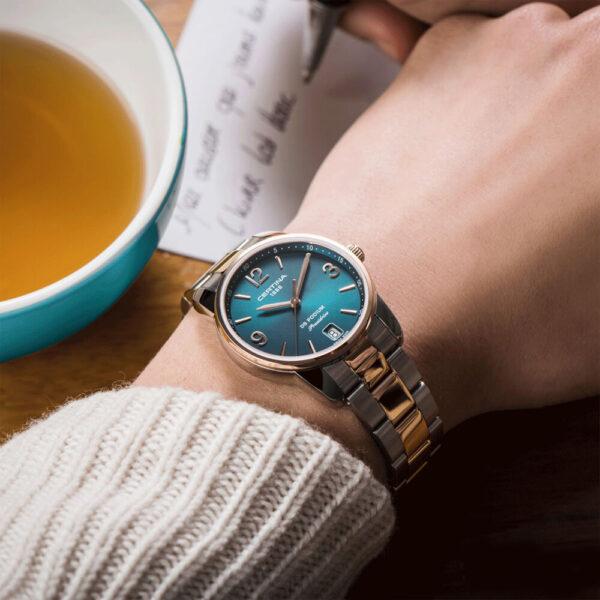 Женские наручные часы CERTINA Urban DS Podium C034.210.22.097.00 - Фото № 7