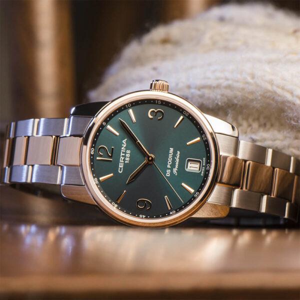 Женские наручные часы CERTINA Urban DS Podium C034.210.22.097.00 - Фото № 9