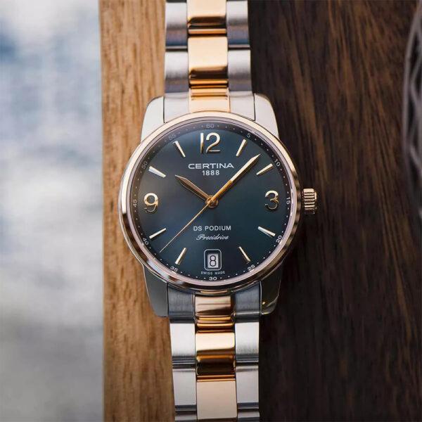 Женские наручные часы CERTINA Urban DS Podium C034.210.22.097.00 - Фото № 8