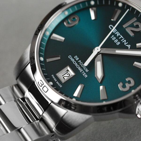 Мужские наручные часы CERTINA Sport DS Podium C034.451.11.097.00 - Фото № 9