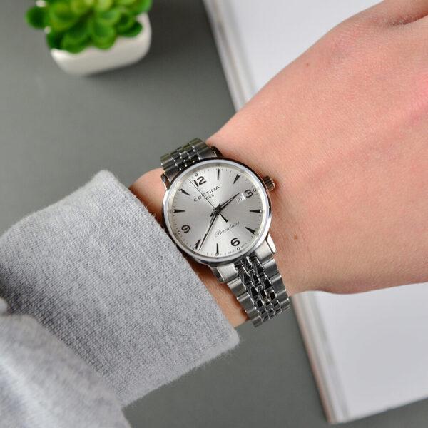 Женские наручные часы CERTINA Urban DS Caimano Lady C035.210.11.037.00 - Фото № 9