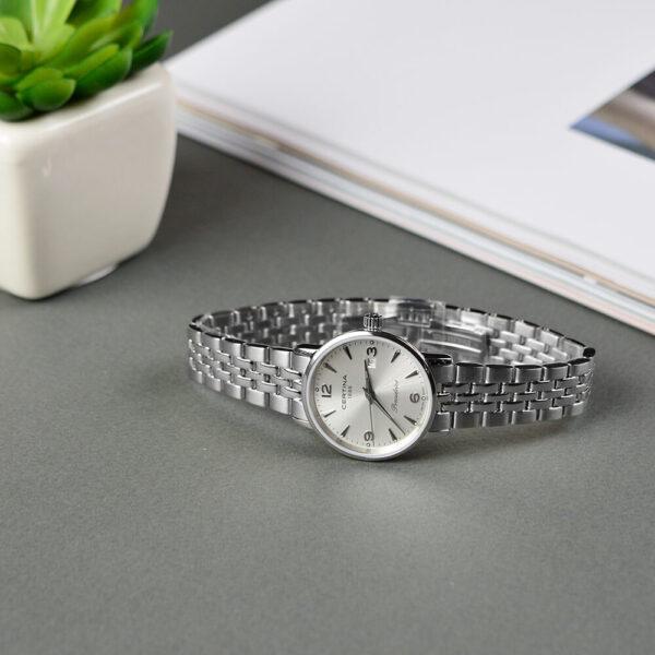 Женские наручные часы CERTINA Urban DS Caimano Lady C035.210.11.037.00 - Фото № 8