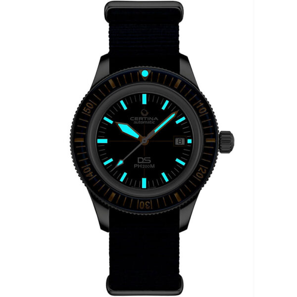 Мужские наручные часы CERTINA Aqua DS PH200M Powermatic 80 C036.407.18.040.00 - Фото № 15