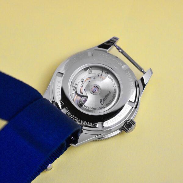 Мужские наручные часы CERTINA Aqua DS PH200M Powermatic 80 C036.407.18.040.00 - Фото № 14