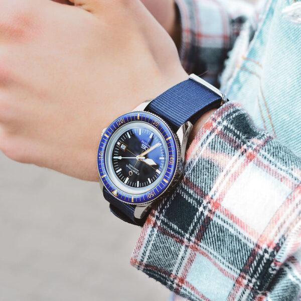 Мужские наручные часы CERTINA Aqua DS PH200M Powermatic 80 C036.407.18.040.00 - Фото № 12
