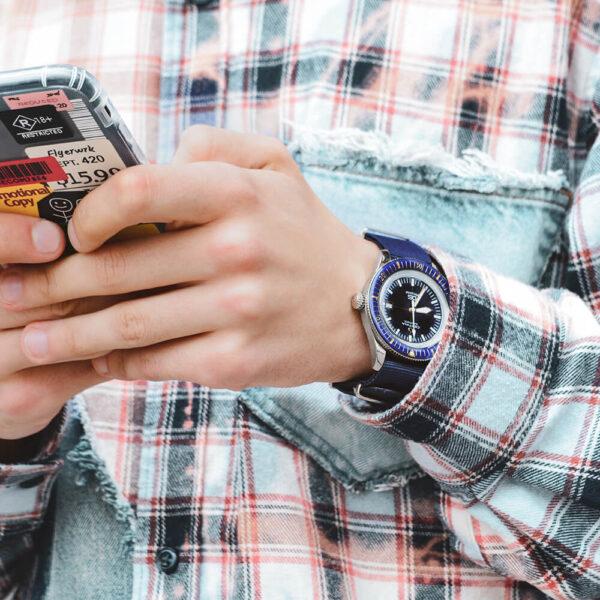 Мужские наручные часы CERTINA Aqua DS PH200M Powermatic 80 C036.407.18.040.00 - Фото № 10