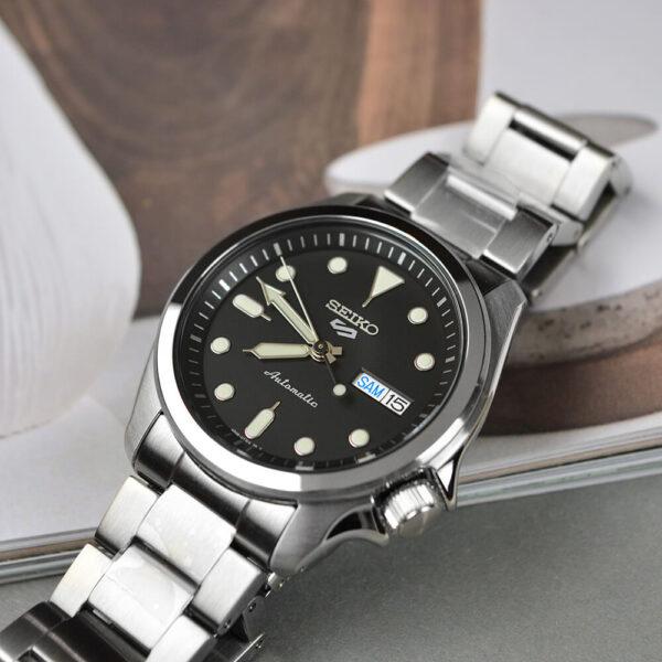 Мужские наручные часы SEIKO Seiko 5 SRPE55K1 - Фото № 9