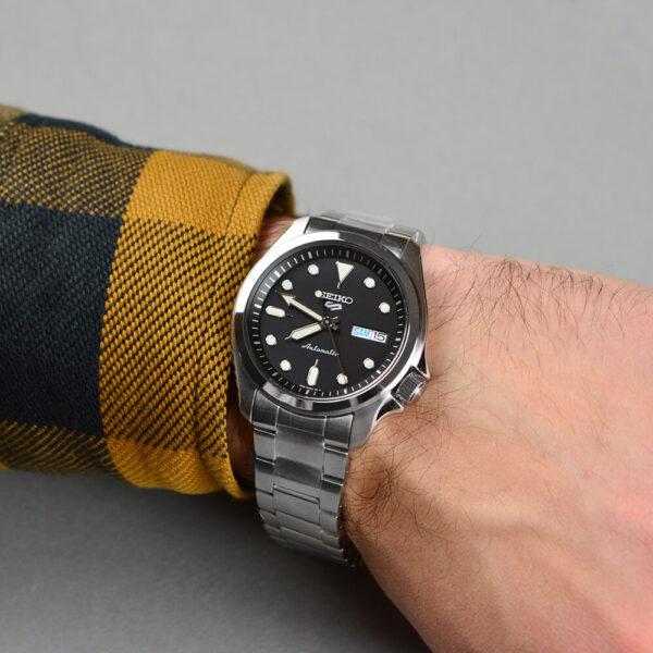 Мужские наручные часы SEIKO Seiko 5 SRPE55K1 - Фото № 11