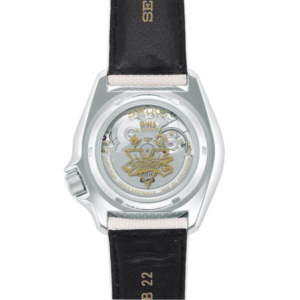 Мужские наручные часы SEIKO Seiko 5 x STREET FIGHTER V Ryu Limited Edition SRPF19K1 - Фото № 8