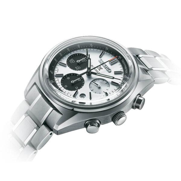 Мужские наручные часы SEIKO Prospex Automatic Chronograph 50th Anniversary Limited Edition SRQ029J1 - Фото № 7