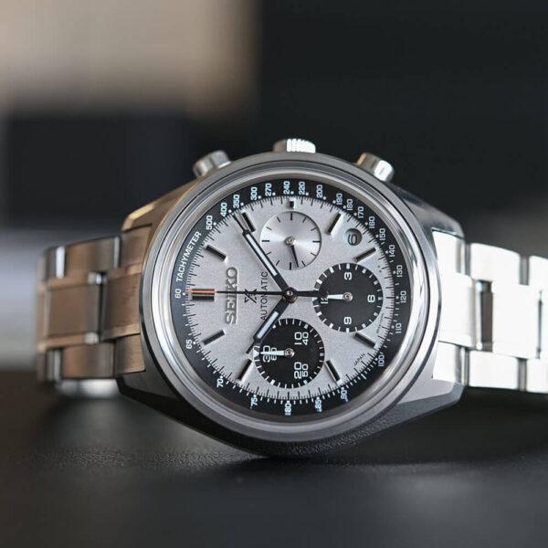Мужские наручные часы SEIKO Prospex Automatic Chronograph 50th Anniversary Limited Edition SRQ029J1 - Фото № 9