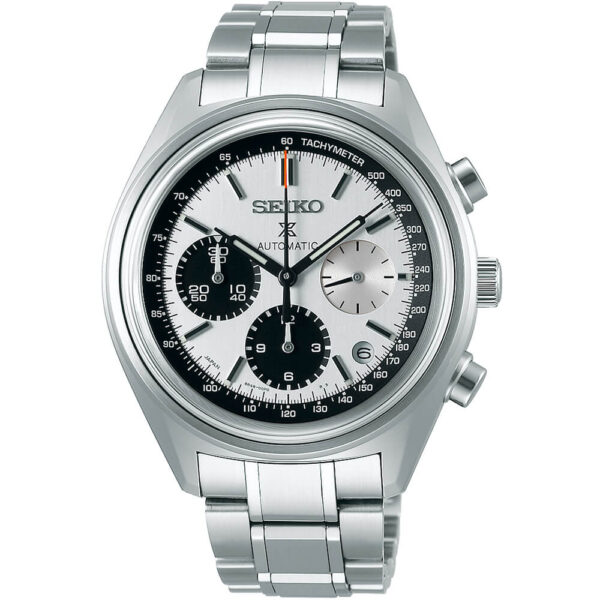 Мужские наручные часы SEIKO Prospex Automatic Chronograph 50th Anniversary Limited Edition SRQ029J1 - Фото № 5