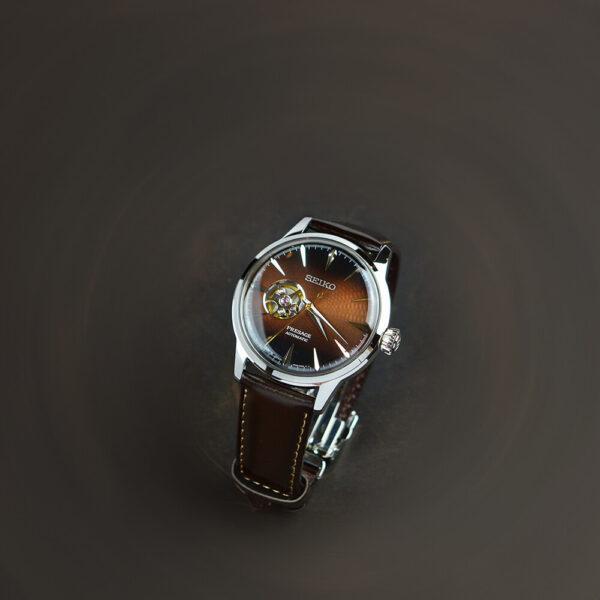 Мужские наручные часы SEIKO Presage Cocktail Time Stinger SSA407J1 - Фото № 8