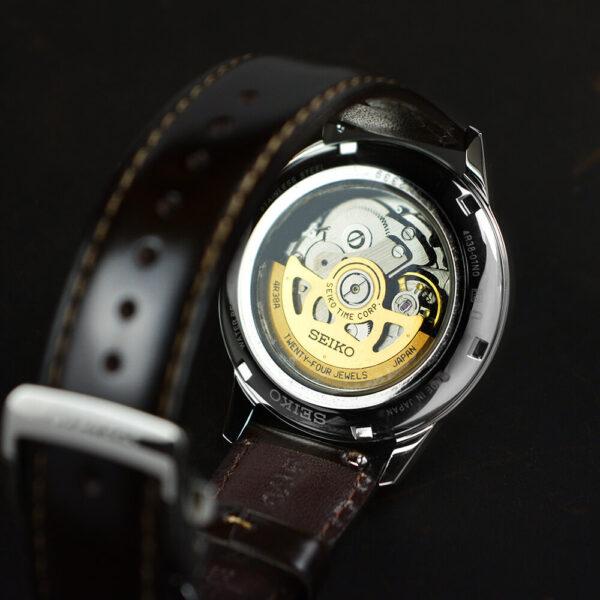 Мужские наручные часы SEIKO Presage Cocktail Time Stinger SSA407J1 - Фото № 11