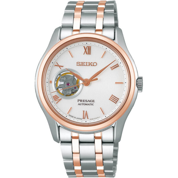 Мужские наручные часы SEIKO Presage Japanese Garden SSA412J1