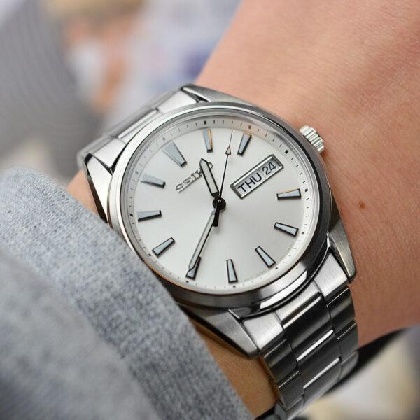 Женские наручные часы SEIKO CS Dress SUR345P1 - Фото № 10