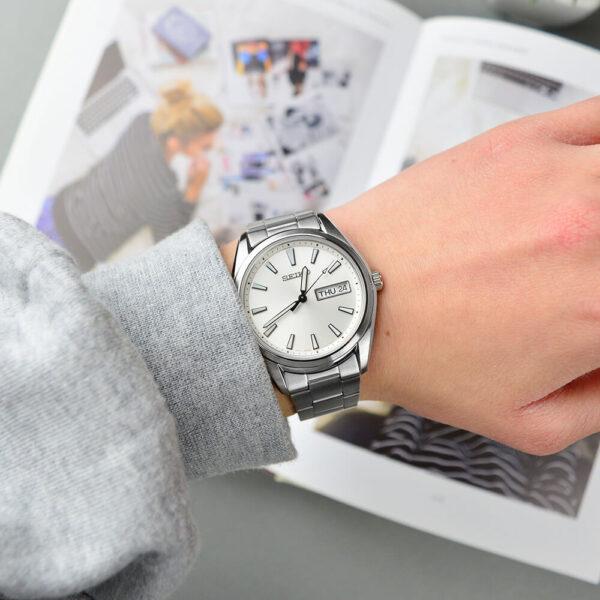 Женские наручные часы SEIKO CS Dress SUR345P1 - Фото № 9