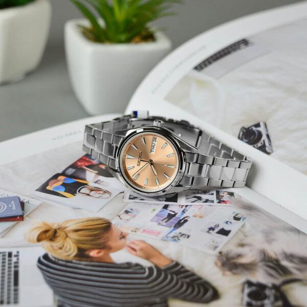 Женские наручные часы SEIKO CS Dress SUR351P1 - Фото № 9
