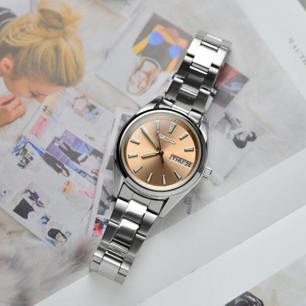 Женские наручные часы SEIKO CS Dress SUR351P1 - Фото № 11