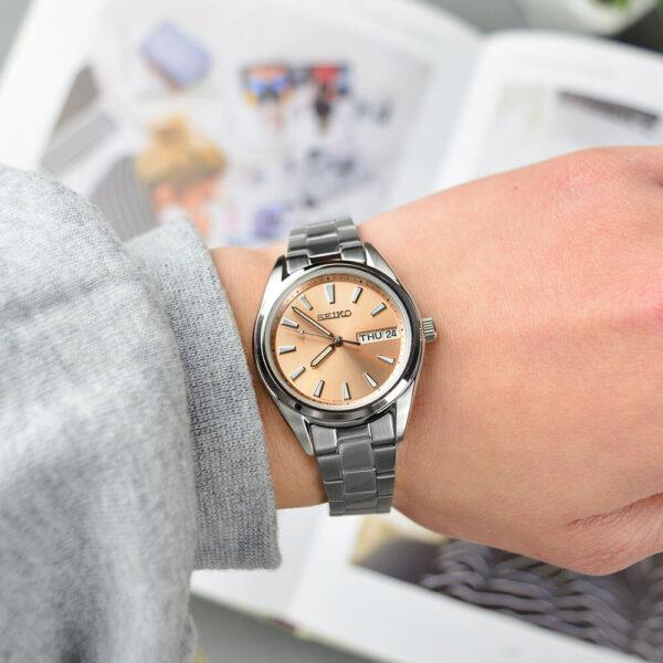 Женские наручные часы SEIKO CS Dress SUR351P1 - Фото № 10