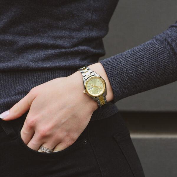 Женские наручные часы SEIKO CS Dress SUR354P1 - Фото № 6