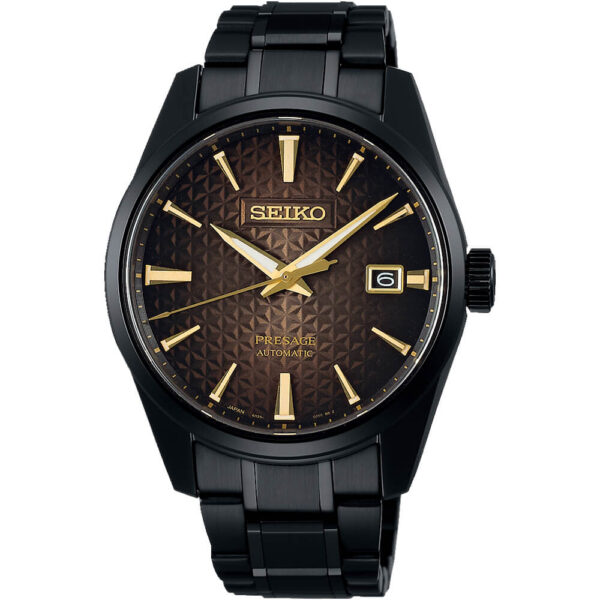 Мужские наручные часы SEIKO Presage Sharp Edged 140th Anniversary Limited Edition SPB205J1 - Фото № 5