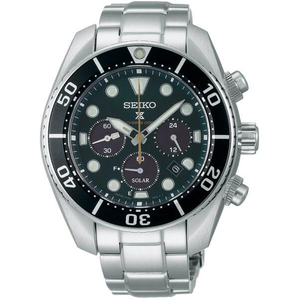 Мужские наручные часы SEIKO Prospex Sumo 140th Anniversary Limited Edition SSC807J1