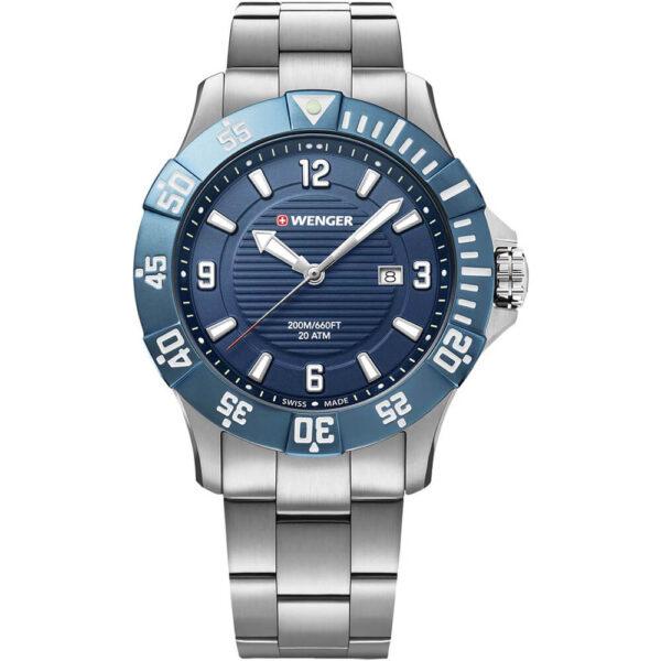 Мужские наручные часы WENGER Seaforce W01.0641.133 - Фото № 4